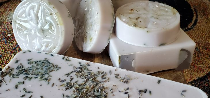 Lavender BLISS Soap