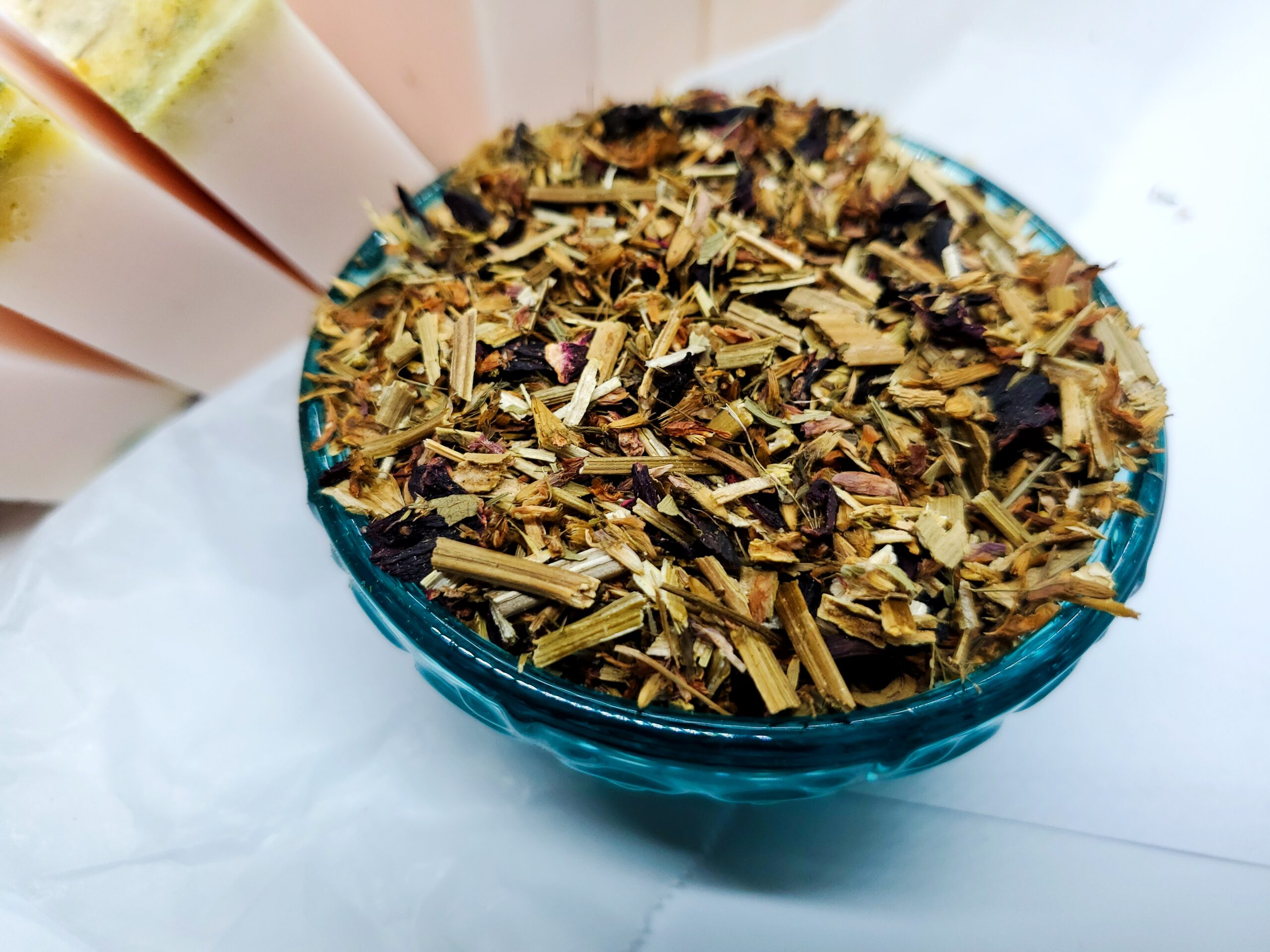 blood and lymphatic tea